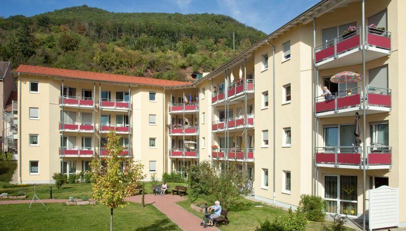 Betreutes Wohnen in Neustadt, angeboten von der DRK Schwesternschaft Rheinpfalz-Saar e. V.